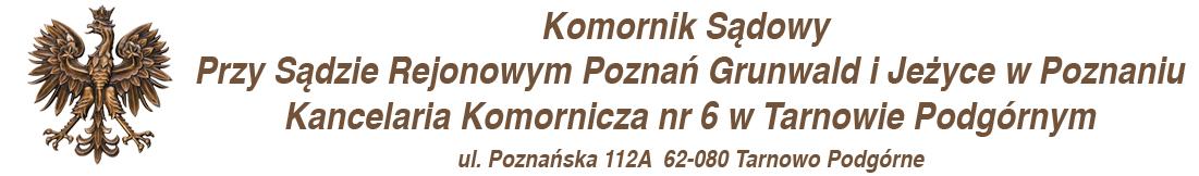 Komornik Logo